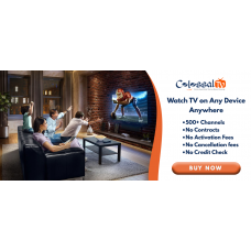 ColossalTV Monthly Subscription