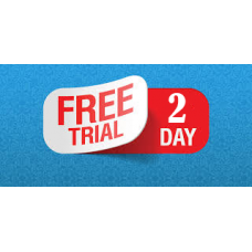 FREE 2-day trial - No Card Required.